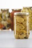 Pickled Lemon Stock Image