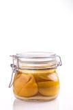 Pickled lemon Royalty Free Stock Photography