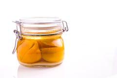 Pickled lemon Stock Images