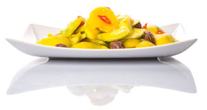 Pickled Mango And Tamarind I Royalty Free Stock Images