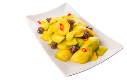 Pickled Mango And Tamarind III Stock Image