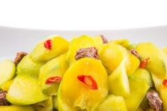 Pickled Mango And Tamarind IX Royalty Free Stock Photo