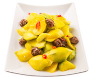 Pickled Mango And Tamarind VI Royalty Free Stock Image