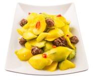 Pickled Mango And Tamarind VI Royalty Free Stock Image