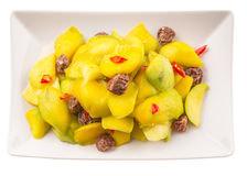 Pickled Mango And Tamarind X Royalty Free Stock Photos