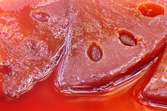 Pickled Medicinal Bael fruit Stock Photography