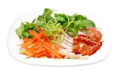 Pickled Shrimp Stock Photos