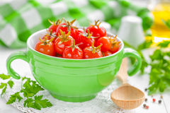 Pickled tomatoes Stock Image