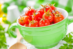 Pickled tomatoes Royalty Free Stock Photo