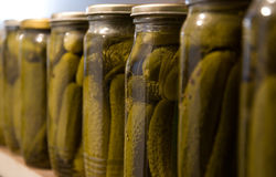 Pickles Stock Photos