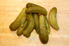 Pickles Stock Images