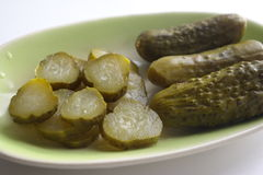 pickles foto de stock