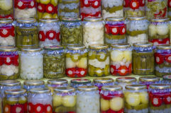 pickles Photographie stock libre de droits