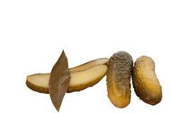 pickles Royalty-vrije Stock Afbeelding