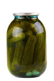Pickles Royalty Free Stock Image