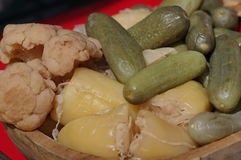 pickles Photographie stock