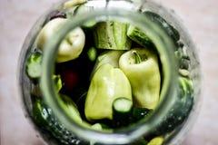 pickles Royalty-vrije Stock Foto