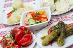 pickles Photo libre de droits