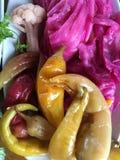 pickles Foto de Stock Royalty Free