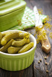 Pickles Stock Photography