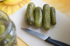 Pickles Royalty Free Stock Images