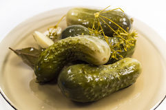 Pickles Stock Photo