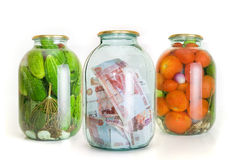 Pickling Stock Photography