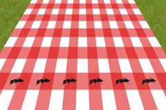 Picknick Royalty-vrije Stock Afbeelding