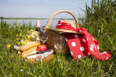 Picknick time Stock Photo