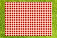 Picknickachtergrond Royalty-vrije Stock Afbeeldingen