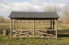 Picknickområde Arkivfoto