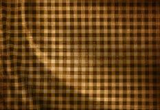 Picknickstoff Stockbild