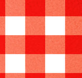 Picknickstoff Lizenzfreies Stockfoto
