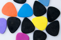 Picks colors Royalty Free Stock Photos