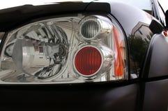 Pickup Headlight Stock Photo