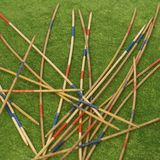 Pickup sticks Royalty Free Stock Photos