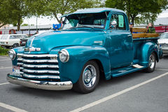 Pickup truck Chevrolet Advance Design (3100) Royalty Free Stock Photos
