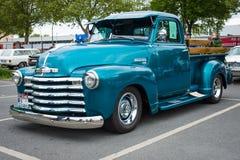 Pickup truck Chevrolet Advance Design (3100) Royalty Free Stock Photos