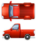 Pickup truck Stock Photo