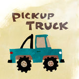 Pickup Truck Royalty Free Stock Photography