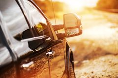 Free Pickup Truck Off Road Driving Stock Photography - 108379122