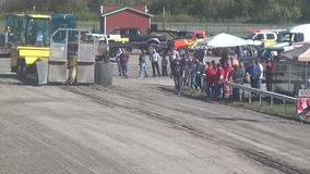 Pickup Trucks, Tractor Pull, Motorsports stock footage