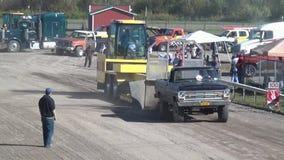 Pickup Trucks, Tractor Pull, Motorsports stock video
