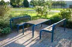 picnic κάθισμα στοκ εικόνες