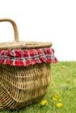 picnic καλαθιών Στοκ φωτογραφία με δικαίωμα ελεύθερης χρήσης