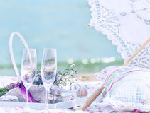 picnic νησιών παραλιών canary cofete de fuerteventura playa Ισπανία στοκ φωτογραφίες