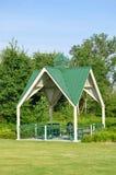picnic πάρκων καταφύγιο Στοκ εικόνες με δικαίωμα ελεύθερης χρήσης