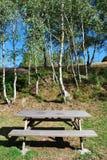picnic περιοχής στοκ φωτογραφία με δικαίωμα ελεύθερης χρήσης