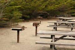 picnic περιοχής Στοκ Εικόνες