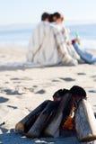 picnic ρομαντικό στοκ εικόνα